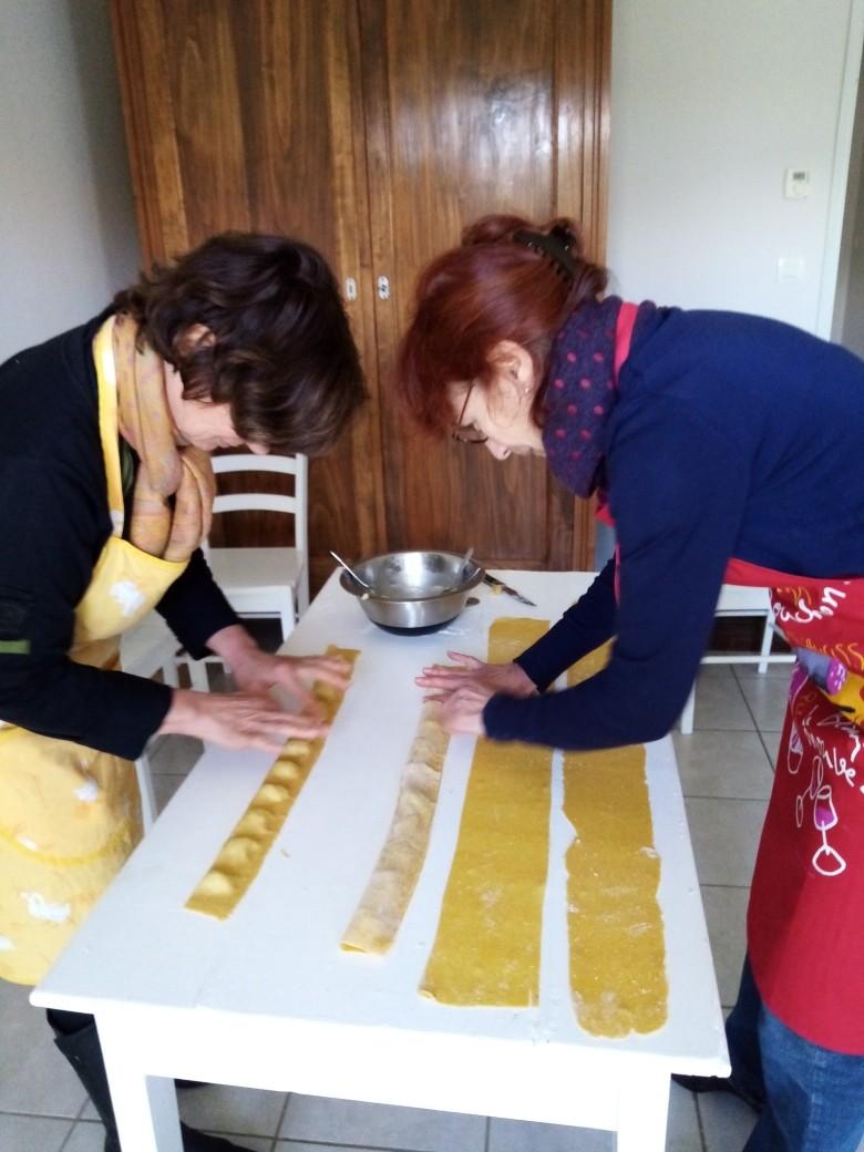 Atelier cuisine 7 Février 2021