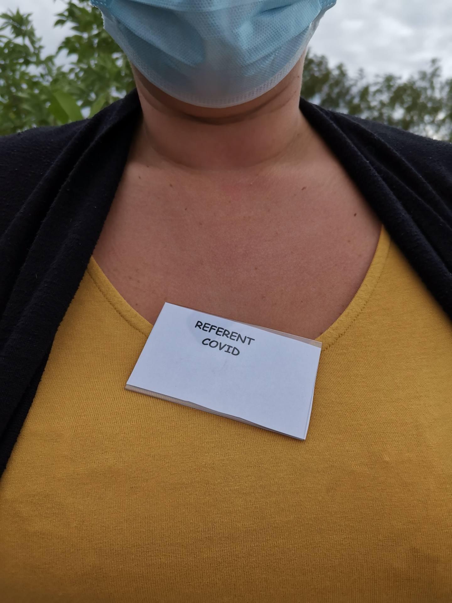 Marche à NIEUL/L'AUTISE 29.08.2020