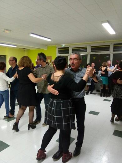 Initiation ludique cours de danse (10/02/2018)
