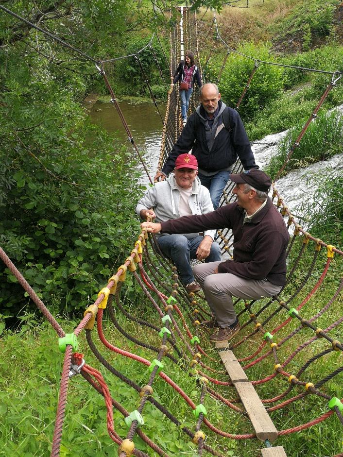 Balade Plan d'eau du LAMBON